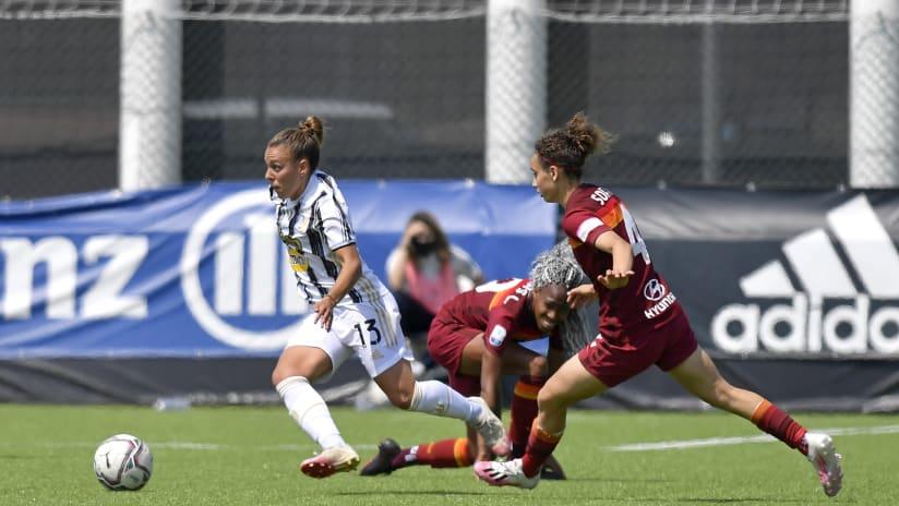Women | Coppa Italia - Semifinal Second Leg | Juventus - Roma