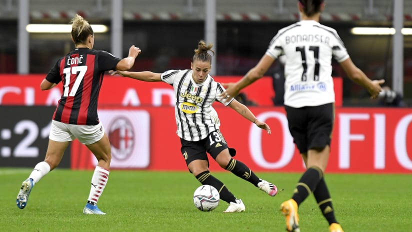 Milan - Juventus | Boattin: «A special victory»