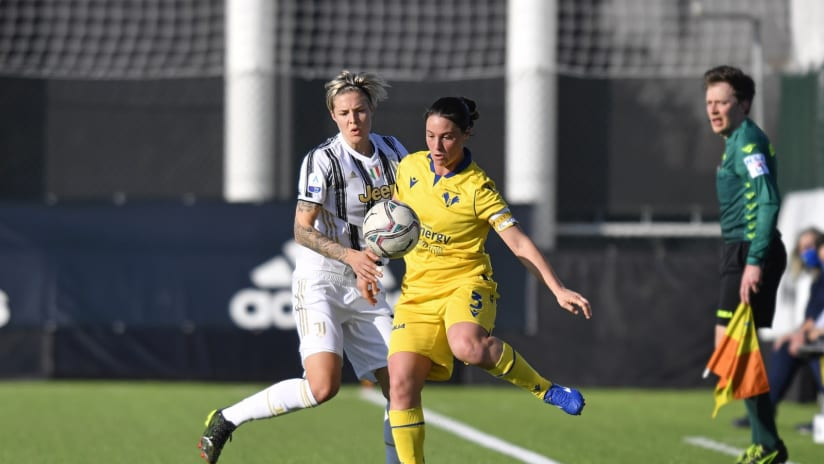 Women | Serie A - Matchweek 12 | Juventus - Hellas Verona