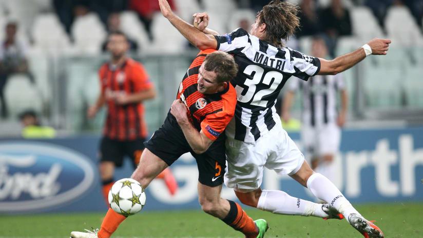 Classic Match UCL | Juventus - Shakhtar Donetsk 1-1 12/13