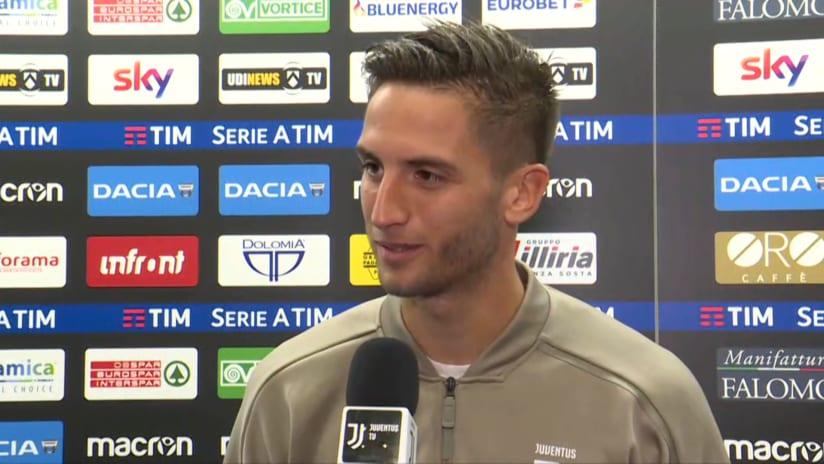 Udinese - Juventus | Bentancur: «Vogliamo vincere tutte le partite»