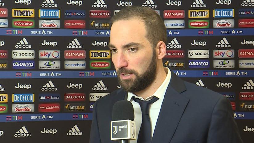 Juventus - Udinese   Higuain: «Abbiamo dimostrato grande mentalità»