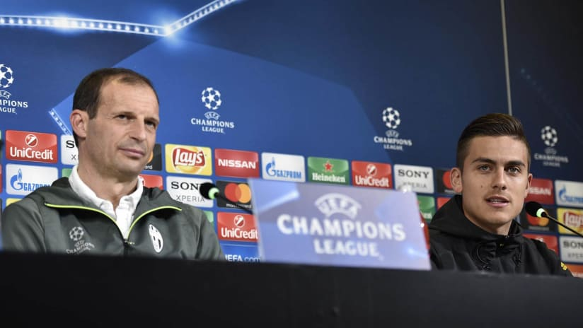 Press conference | The eve of Juventus - Porto