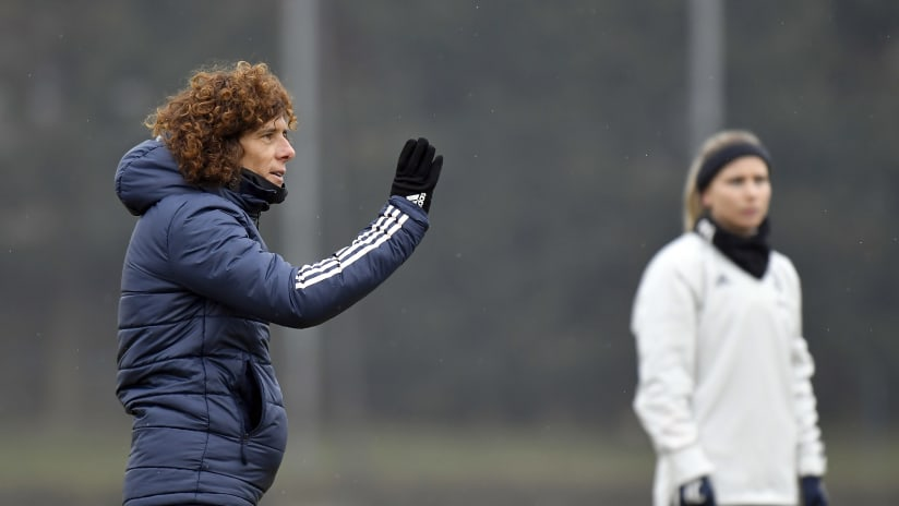 Women | Guarino on the eve of Juventus - Hellas Verona
