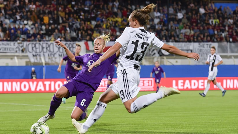 Women | Highlights Supercoppa | Juventus - Fiorentina