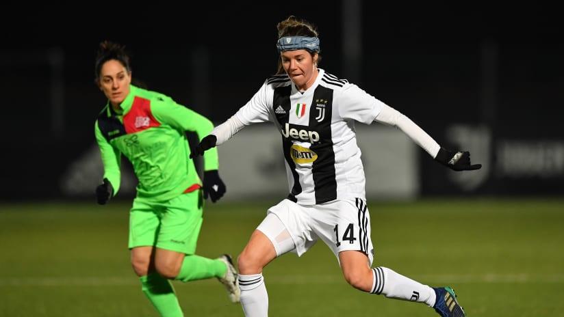 Women | Serie A - Matchweek 13 | Juventus - Florentia