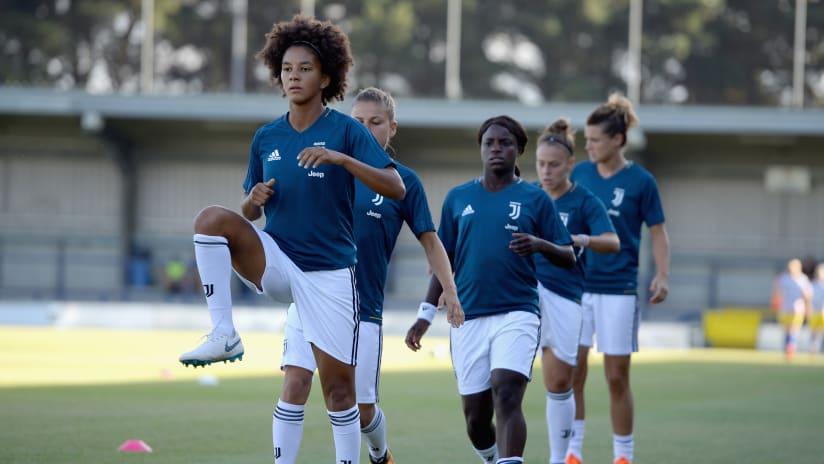 Training | Verso l'esordio in Champions League