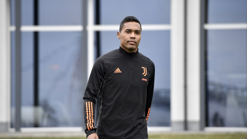 Juventus - Dynamo Kyiv | Alex Sandro: «We will play a good match»