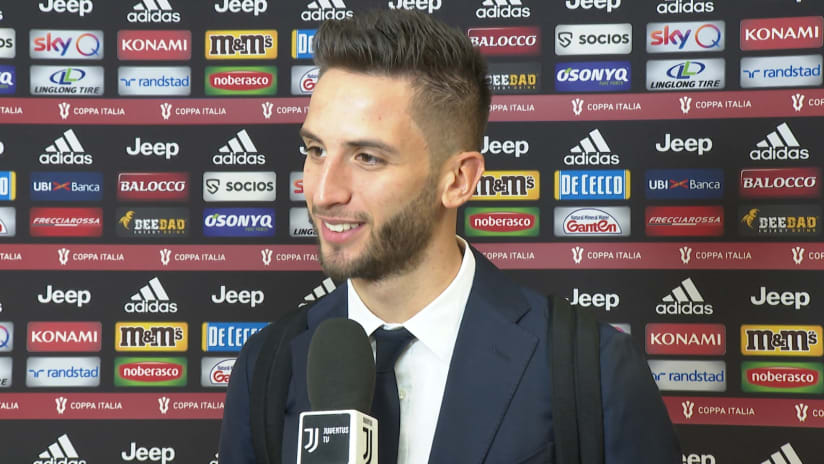 Juventus - Roma | Bentancur: «I am very happy with my first goal at home»