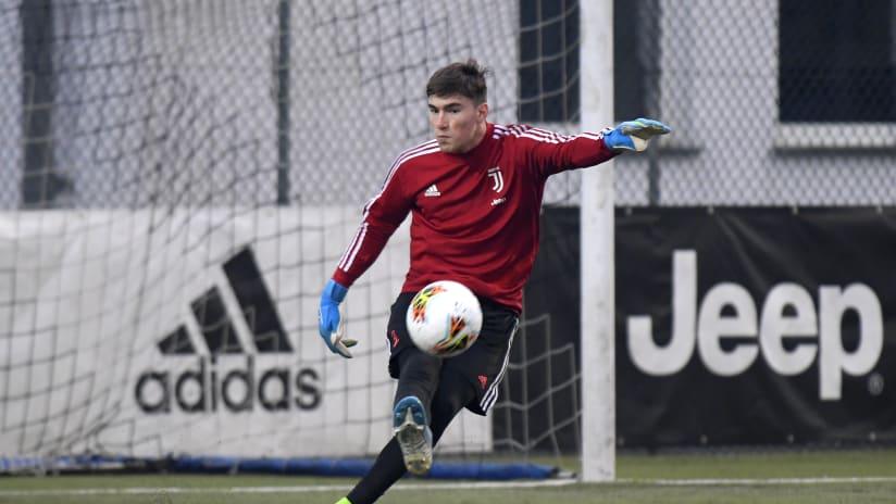 U19 | Franco Israel, dall'Uruguay alla porta della Juve