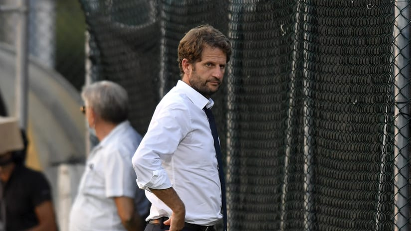 Women | Roma - Juventus | Montemurro's analysis