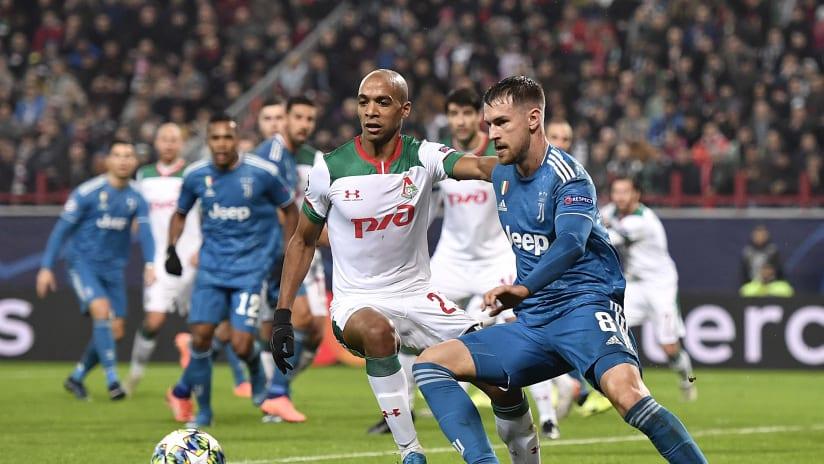 UCL | Matchweek 4 | Lokomotiv Mosca - Juventus
