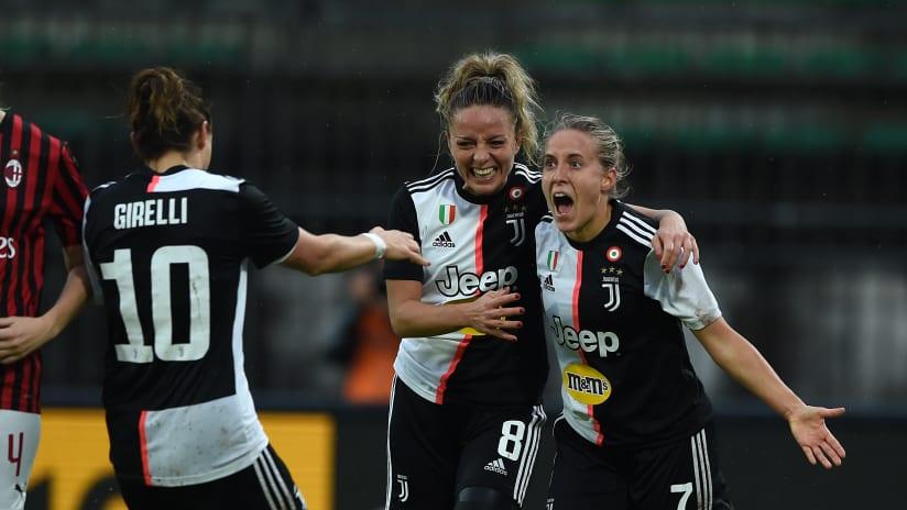 Women | Serie A - Giornata 6 | Milan - Juventus