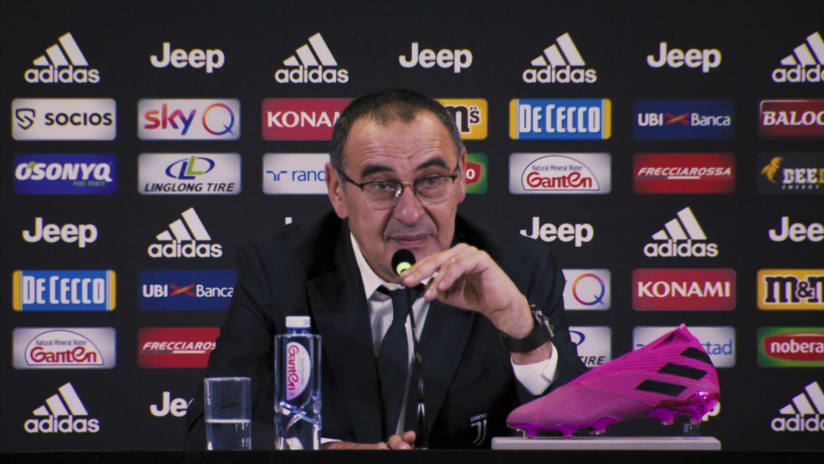 Conferenze stampa   Post Juventus - Milan