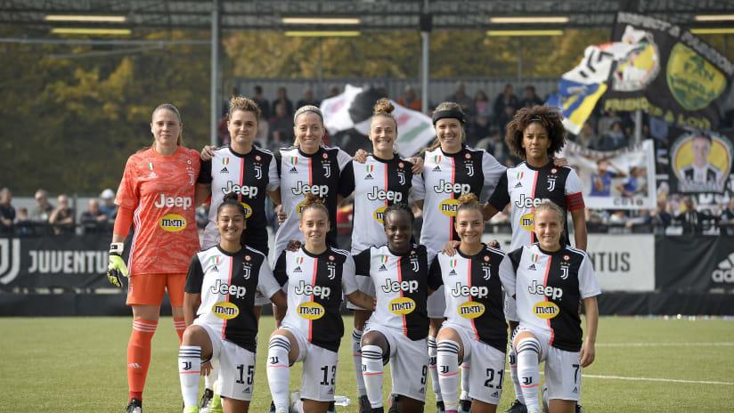 Women | Serie A - Giornata 3 | Juventus - Florentia