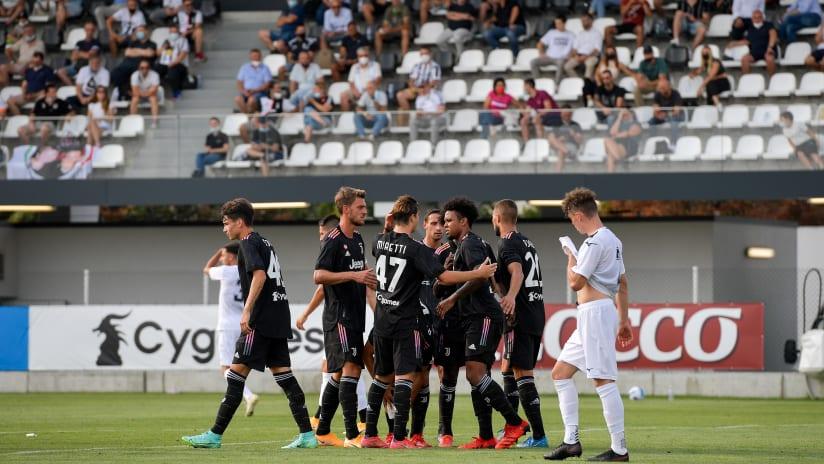 Juventus - Cesena | Fans Return for Pre-Season Friendly