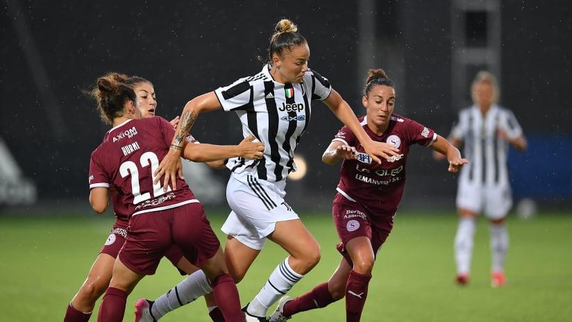 Women | Friendly | Juventus - Servette