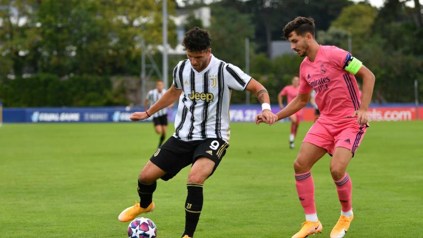 U19 | UYL - Ottavi | Juventus - Real Madrid