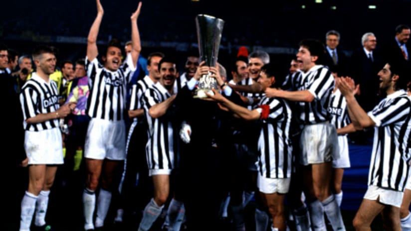 On this day: 1993 | Juventus - Borussia Dortmund