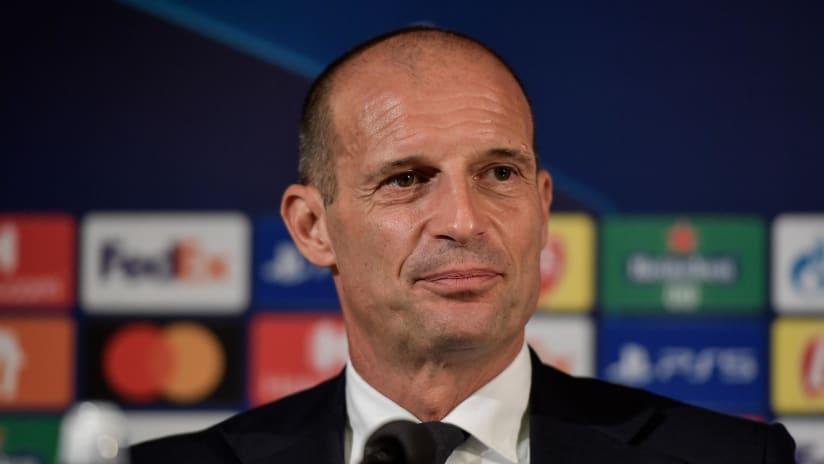 Conferenze stampa | Allegri e Bonucci presentano Malmö - Juventus