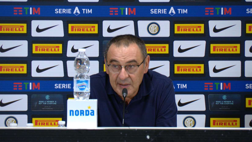 Press conference | Post Inter - Juventus