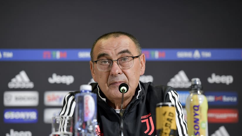 Press conference | The eve of Juventus - Brescia