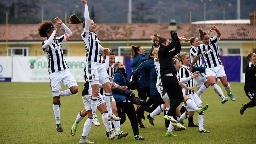 Ravenna Woman vs Juventus Highlights