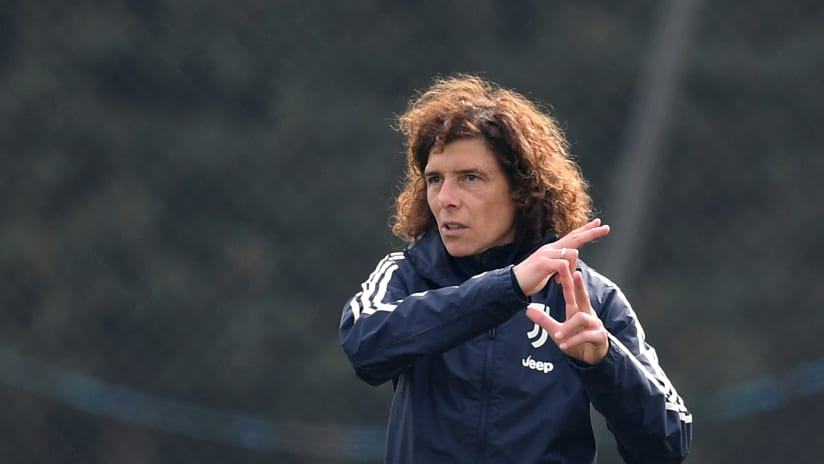 Women | Guarino presents the big match against Milan