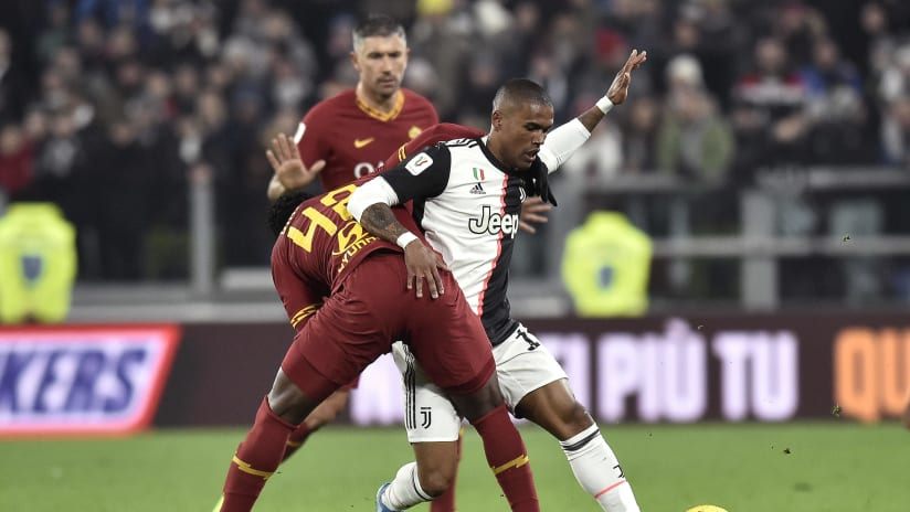 Coppa Italia | Quarter final | Juventus - Roma