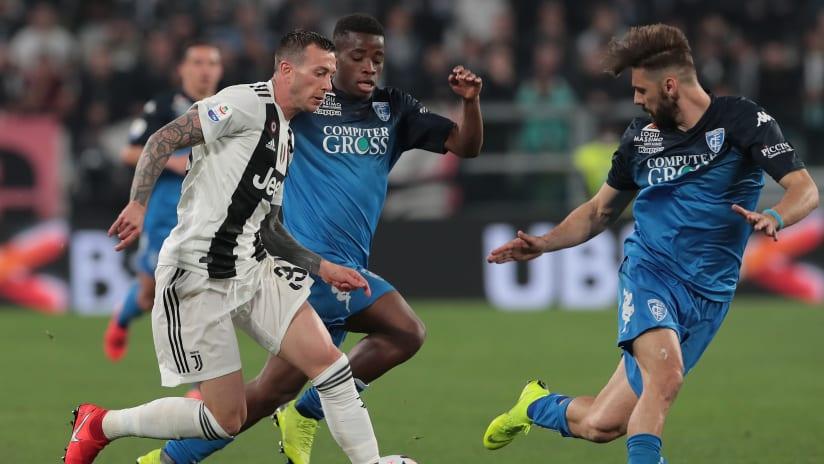 Classic Match Serie A | Juventus - Empoli 1-0 18/19