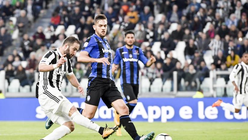 Classic Match Serie A | Juventus - Atalanta 2-0 17/18