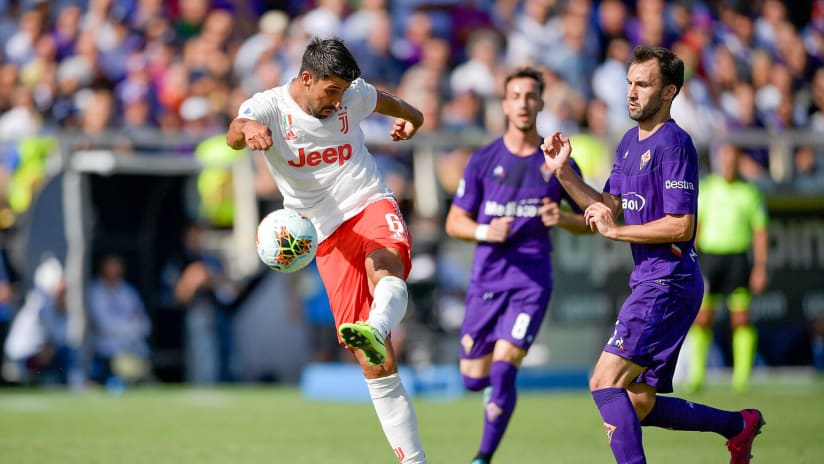 Serie A | Matchweek 3 | Fiorentina - Juventus