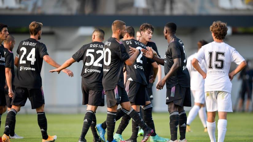 Amichevole | Juventus - Cesena