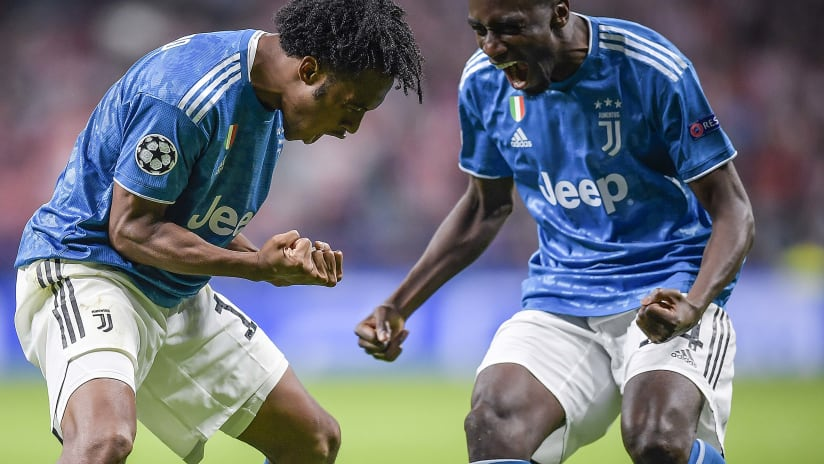 UCL | Matchweek 1 | Atletico Madrid - Juventus