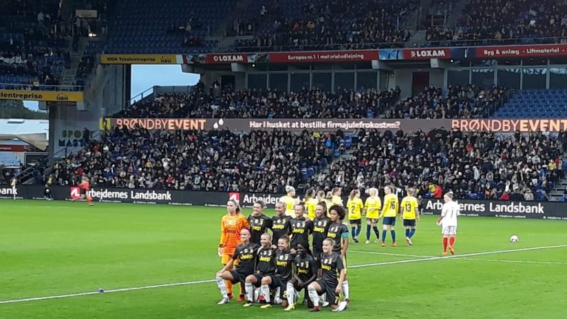 Women | UWCL - Last 32 | Brøndby - Juventus