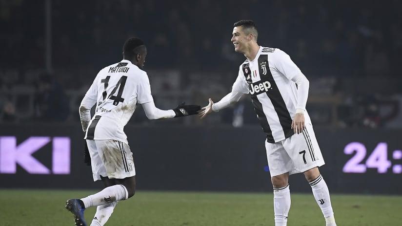 Assist+Gol   Matuidi-Ronaldo