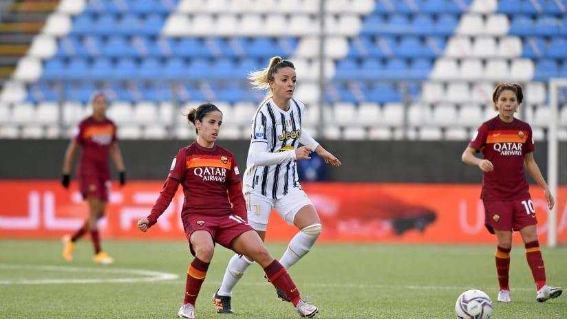 Women | Coppa Italia - Semifinal First Leg | Roma - Juventus