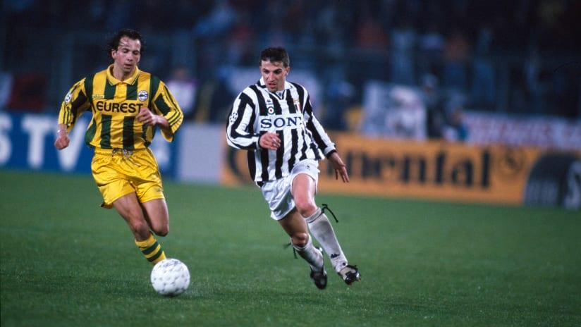 Classic match UCL | Juventus-Nantes 2-0 95/96