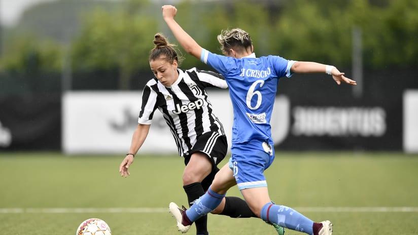 Women | Coppa Italia - Quarter Finals | Juventus - Brescia