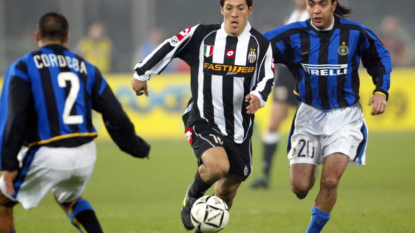Key players | Camoranesi and the Derby d'Italia