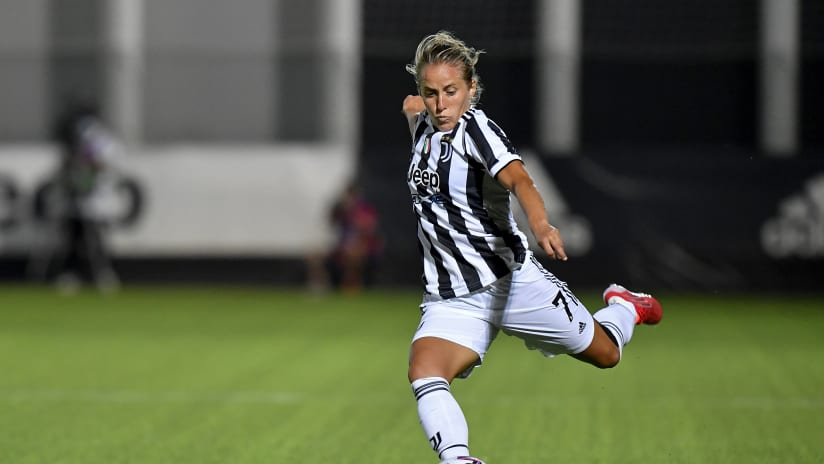 Women | Cernoia looks ahead to the match against Vllaznia