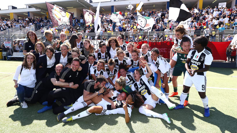On this day: 2019 | Juventus Women are #HERE2STAY!