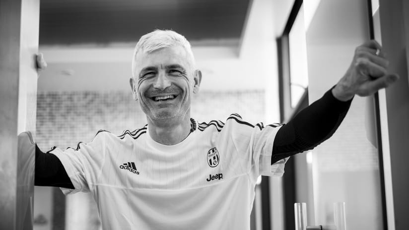 Fabrizio Ravanelli exclusive | First part