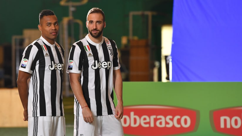 Assist+Gol | Alex Sandro-Higuain
