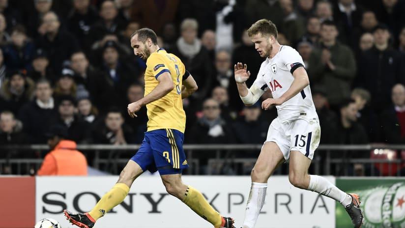 Classic Match UCL | Tottenham - Juventus 1-2 17/18