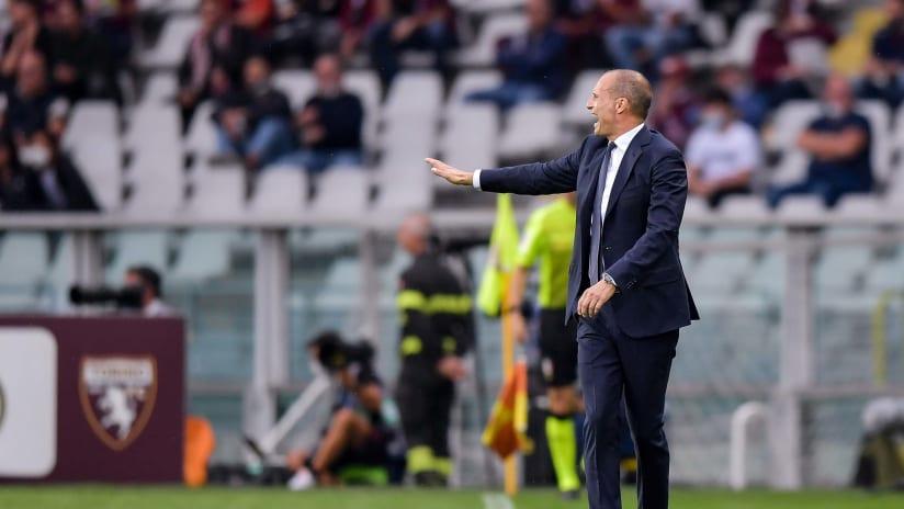 Torino  - Juventus | Allegri's analysis