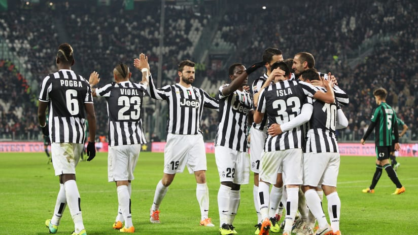 Classic Match Serie A | Juventus - Sassuolo 4-0 13/14