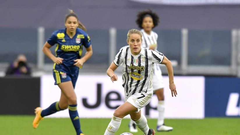 Women | UWCL - Last 32 First Leg | Juventus - Lyon