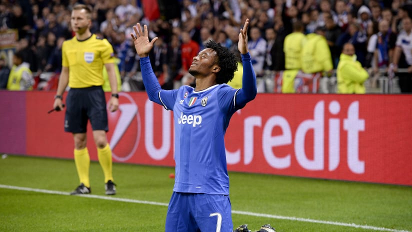 History | Lyon and the dances of Juan Cuadrado