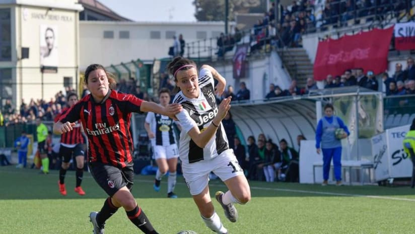 Women | Highlights Serie A | Juventus - Milan
